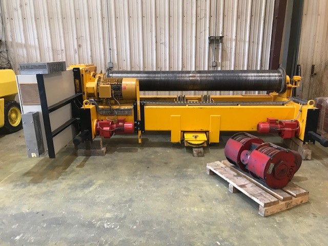 Street 50 Ton Electric Wire Rope Hoist (View 1)